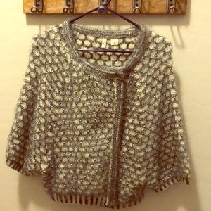 Anthropologie MOTH Cardigan Sweater NWT